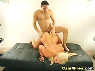 Busty Wife Gets Cum Inside Hd
