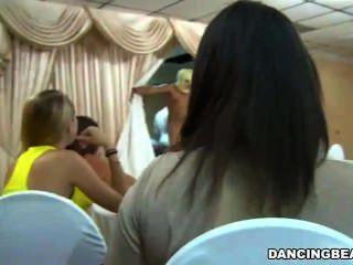 Party Sluts Cant Wait To Suck Cock