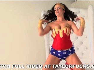 Taylor Is Wonder Woman