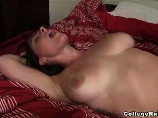 Big Tit College Amateurs Get Fucked