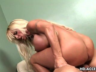 Busty Blond Whore Massive Cumshot And Fuck!