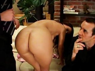 Claudia Takes It In Ass