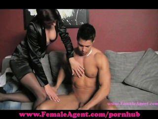 Femaleagent. Stamina Issues