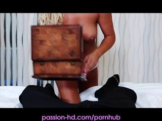 Passion-hd Ultra Sexy Beach Babe Blond Legs Spread Love Making
