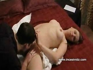Fucking His Step Sister And Cumming In Her