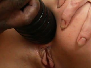 My First Black Monster Cock 4 - Scene 1