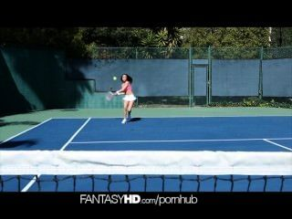 Fantasyhd Naked Tennis Becomes Sexual