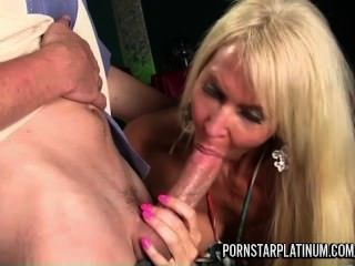 Over 50 Cougar Fucks Some Young Guy