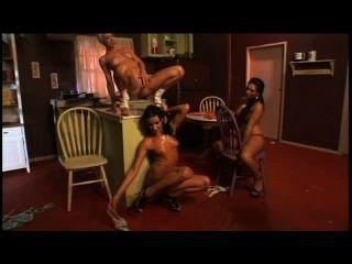 Lesbian Bukkake 15 - Scene 3