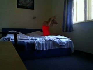 Escort In Hotel Hidden Cam