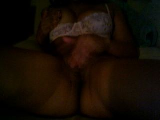 Rubbing My Pussy And Tits )