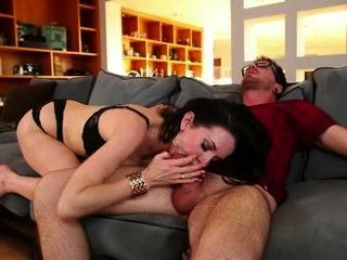 Milf Veronica Avluv - Gives A Hard Blowjob & Swallows