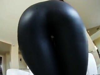 Leather Leggings #9 - Rachelle Star