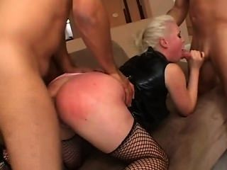 Lorilee Lee Dominated By Two Dudes