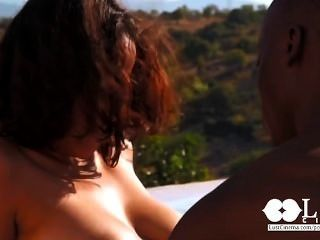 Lust Cinema Sensual Black Couple Sex