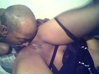 My Wet Pussy Cums On Big Black Dick Pussy Gets Eaten And Still Craves More.