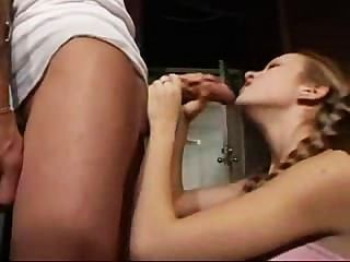 Helping The Coach Turns Erotic
