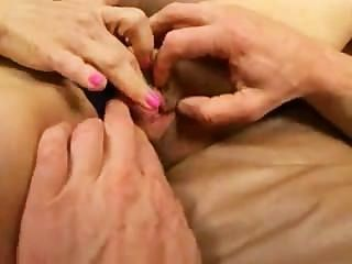 Violet Jones Gets Her Sausage Garage Stuffed