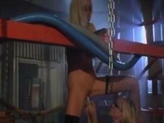 Nikki Benz Is A Hot Lesbian
