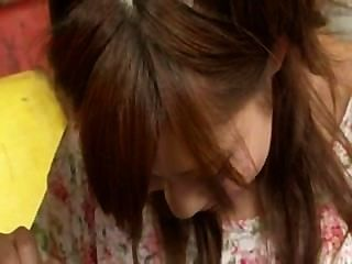 Cuite Japanese Blowjob And Tit-fuck