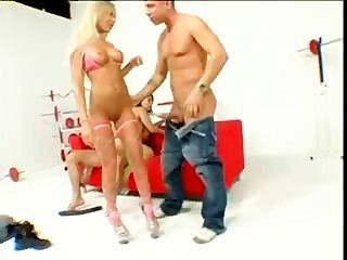 Mick Gives Enema & Rolly Gives Creampie