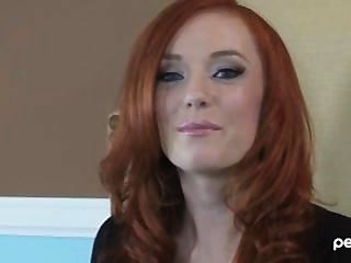 Dani Jensen Pornstar Interview - Pure Porno Redhead Joy