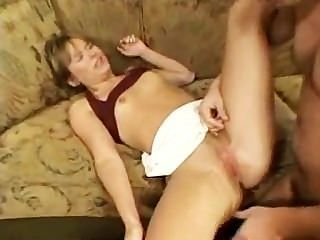 Blonda A Cup Anal Scene With Hottie Claire Robbins