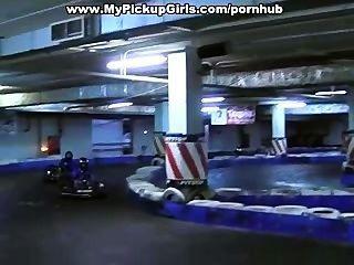 Provocative Pickup Porn Clip