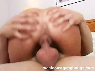 Kelly Enjoying Multiple Dick For Her Pussy