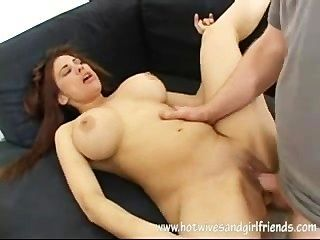 Sheila Hot Brunette Big Boobs Fucked Hard