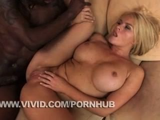 Krissy Lynn Gets Bent Over And Takes Bbc