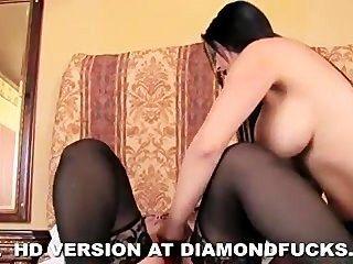 Diamond Kitty With Lola