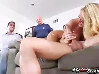 Lea Moore Is A Beautiful, Long Blonde Haired Marr