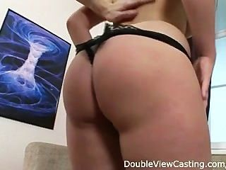 Young Big Titted Girl Takes Hardcore Ass Pounding