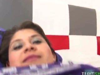 Busty Hot Latina Yulissa Camacho First Time Hardcore Porn Sex