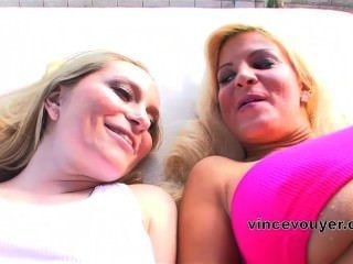Aiden Starr & Marilyn Scott Take It Black