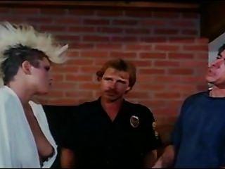 Retro Cops! Ball Busters 1985 /mmf/ Dan T. Mann &_john Leslie