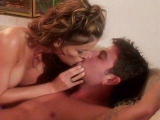 Tabitha Stevens Shows Gina Ryder How To Enjoy Big Cock