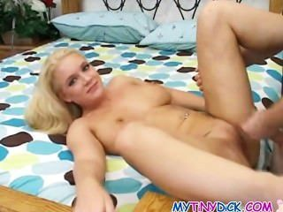 Blonde Bitch Loves To Fuck