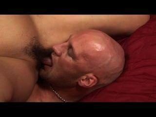 When Hairy Met Pussy 1 - Scene 4
