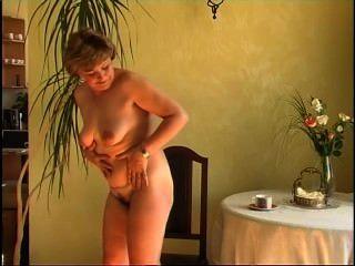 Secrets Of Horny Mature 9 - Scene 5