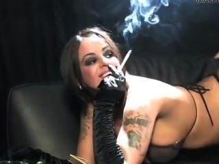 Victoria Brown Smoking And Fucking