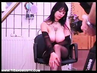 Fat Titty Jennique Homemade Photoshoot