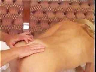 Blonde Brazilian Anal Session