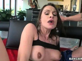 Milf Gets Pounded By A Younger Fucker