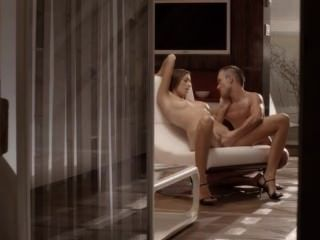 Luxury Sex With Sweet Babe On A Chair