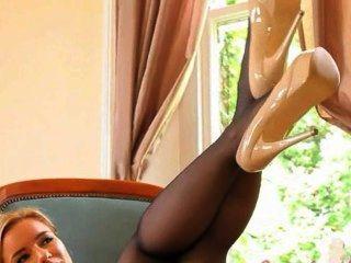 Black Panties And Super Panties