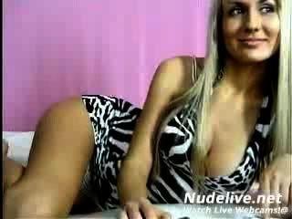 Webcam Masturbation - Super Hot Ebony Teen Cam Archive