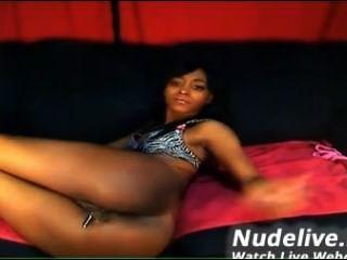 Webcam Masturbation - Super Hot Nakia Girl