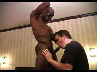 muscle morph big cock Black